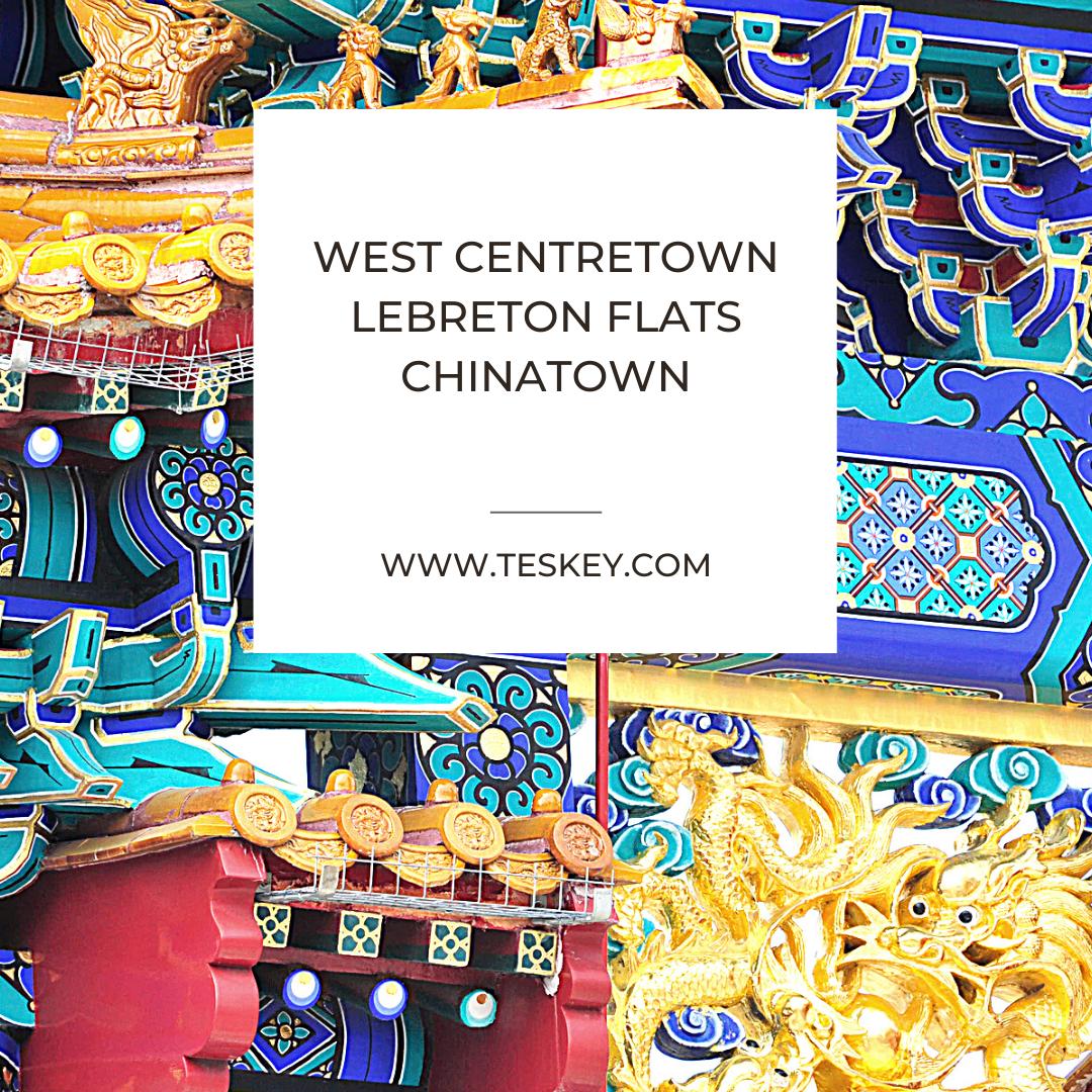 Lebreton Flats, West Centretown, Chinatown