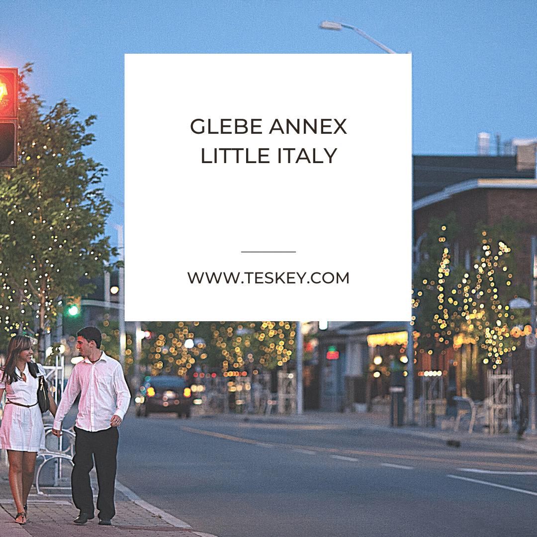 Little Italy & Glebe Annex