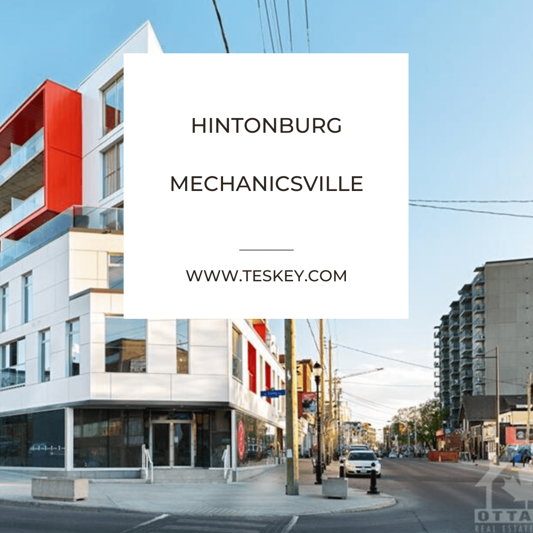 Hintonburg Mechanicsville