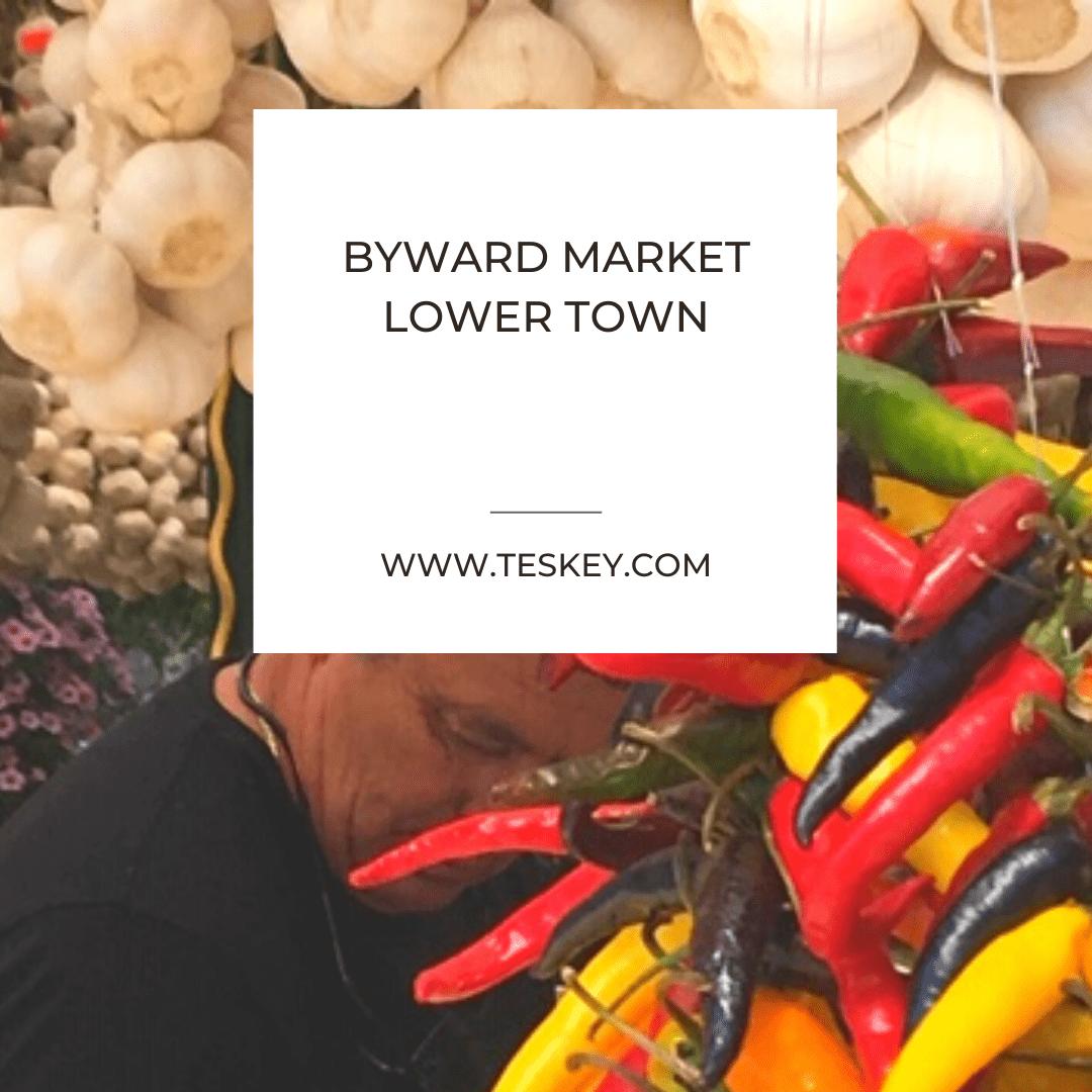 Byward Market & Lower town