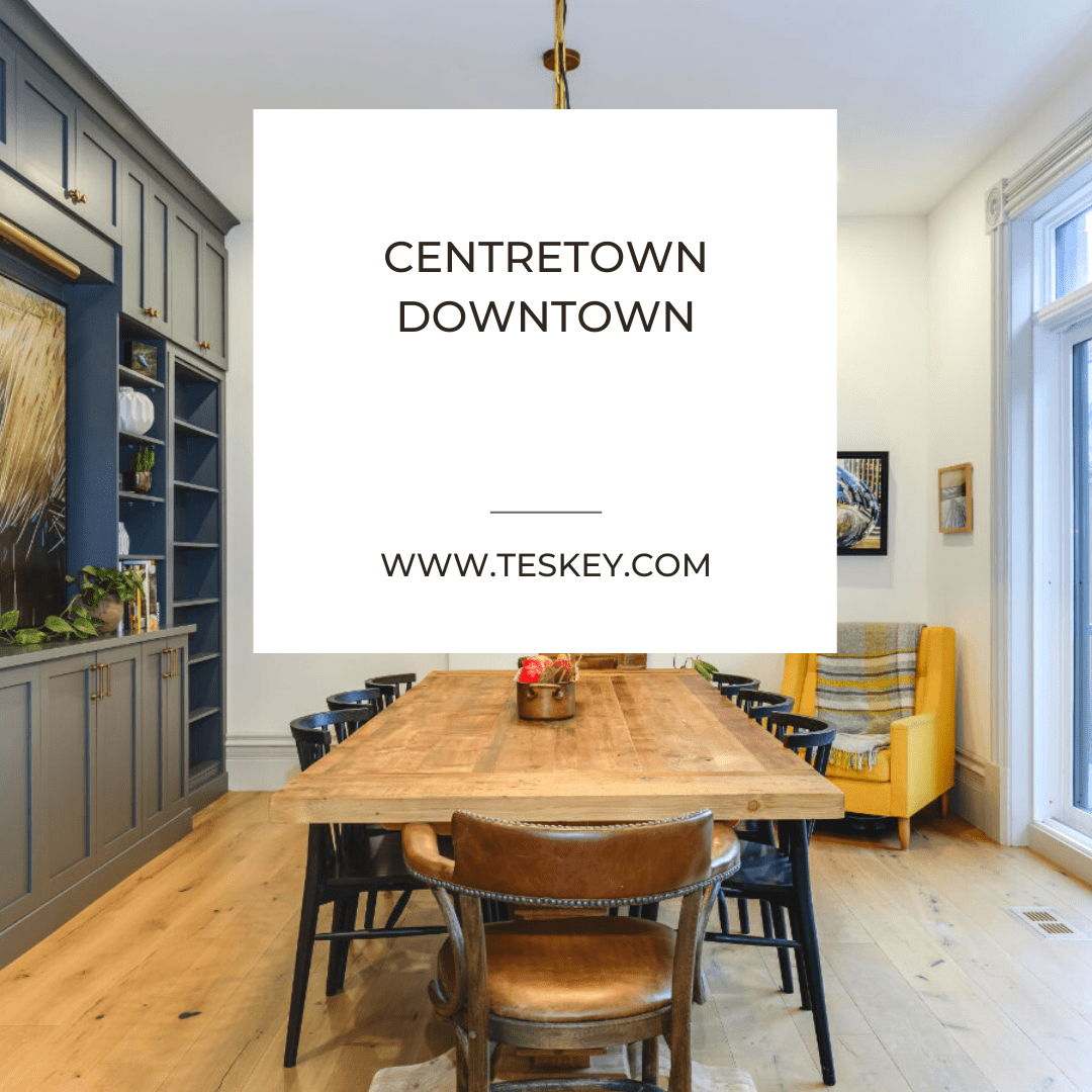 Centretown & Downtown
